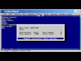 Курс по Pascal -  Бонус: Делаем матрицу (1)