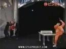 Japanese Matrix Ping Pong