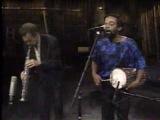 John Lurie and Nana Vasconcelos
