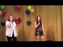 Наташа и Полина на шоу Алло, мы ищем таланты