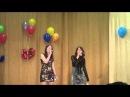 Даша и Наташа на шоу Алло, мы ищем таланты