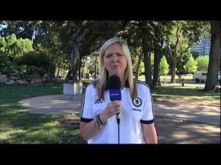 Chelsea FC - TORRES miss match(
