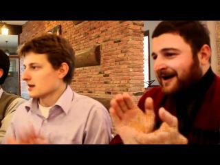 Грузины поют абхазскую песню