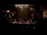 The Vampire Diaries Klaus and Elijah talk about Tatia Petrova-