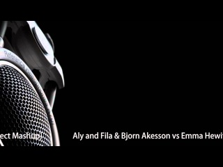Aly and Fila & Bjorn Akesson vs Emma Hewitt & Shogun - Perfect Paradise (Stalf Project Mashup)