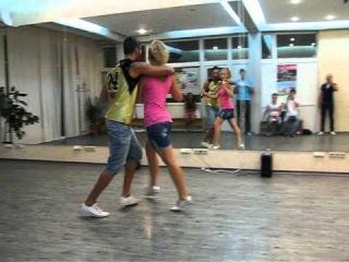 Oleg Sokolov & Natalie Karnaukh - LA lesson 04.07.12