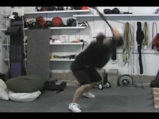 Homemade Tornado Ball Slam