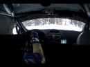 Winter rally 2012. SS-3. Myachin / Buzius @ Thomas-Beton racing. Clio R3