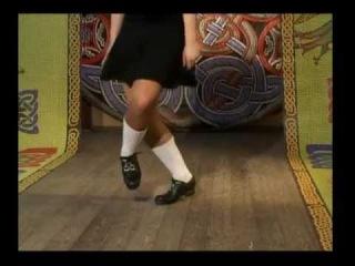 Ирландские танцы от школы Иридан. Урок 9