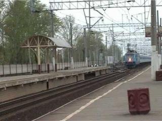 Электровоз ЧС6 (Electric locomotive CHS6) РЖД/RZD