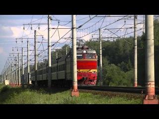 ЧС2Т-1044 с поездом №34