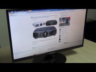 Обзор 3D-монитора Samsung S23A700D