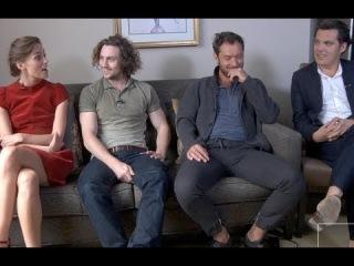 DP/30: Anna Karenina, director Joe Wright, actors Keira Knightley, Jude Law, Aaron Taylor-Johnson