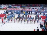 Biathlon.World Championship 2013.Mass-Start.Women