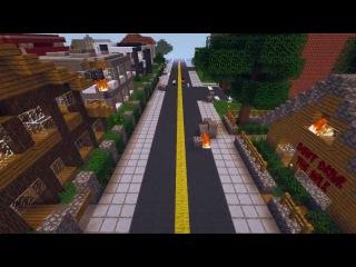 Сериал Minecraft / Майнкрафт - Уроки выживания #4