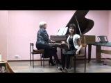 Шайдерова Анна песня Осенний бал (Shayderova Anna - autumn Ball).mpg