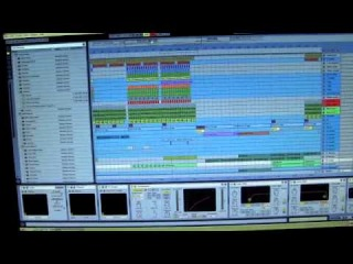 Nifra in the studio (part 1)