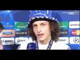 David Luiz drunk after the Champions League final - interview