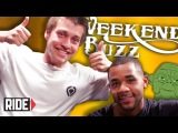 Get Tazered &amp Wet Your Pants! Windsor James &amp David Reyes - Weekend Buzz ep. 9
