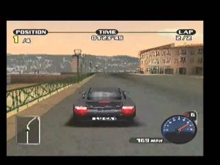 NFS: 5 Porsche Unleashed