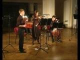 Johan Helmich Roman - Sonata for Violin, oboe and cello