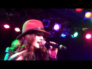 Baby its you, JoJo at the Roxy 12/04/12