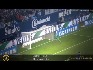 Top of the Week Goals ► January #4 2013 ♦ HD