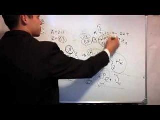 ЕГЭ по физике А19.Подготовка онлайн.Репетитор.Распад