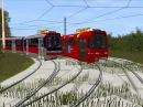 Trainz - Tram K2S, K2R, K3R