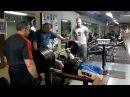 3 surumiskatsed 280 ja 310 ja 310kg Timo Majuri Samsonis 22.12.2011