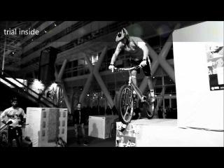 VTT Trial Marseille novembre 30, 2012 part 1