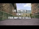 DomenikTV - LUq vs fnatic [IEM I]
