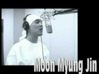 Moon Myung Jin I Belive I Can Fly 문명진
