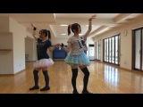 【みし×愛里】メグメグ☆ファイアーエンドレスナイト踊ってみた HD