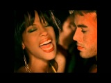 Enrique Iglesias feat. Whitney Houston - Could I Have This Kiss Forever (Metro Mix) (HD)