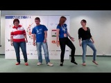 AIESEC Ukraine roll call IPM 2012