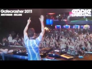 Eddie Halliwell - Gatecrasher 2011 Amsterdam (Lucid - I Can't Help Myself - Tim Mason Remix)