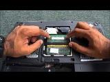 Как разобрать ноутбук Dell Inspiron 6400, E1505, 1501 .Часть 2