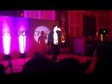 Joe Jonas sings See No More at the Bench Press Con