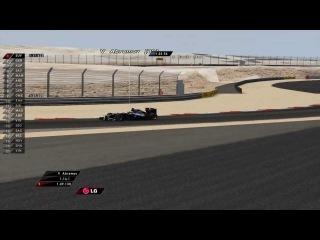 5 сезон. Этап 4. ГП Бахрейна. Свободная практика.