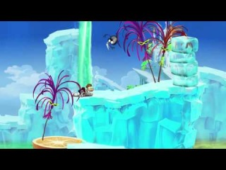 Rayman Origins E3 2011: Gameplay Trailer HD