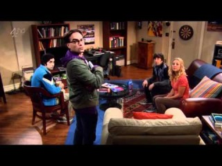 The Big Bang Theory Interview With Full Cast OFFICIAL English