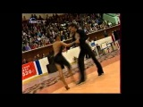 Zarema Bilalova - Azat Gimadeev.2004 г. Michael Jackson  – - Whatever Happens (Les Twins)(Slow Remix)...офигенная румба...