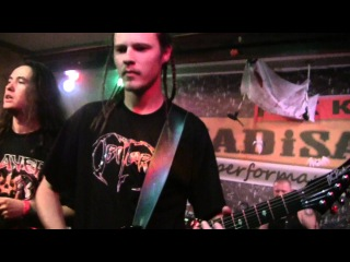 Imposition Of Depravity - Angel Of Death (Slayer cover)