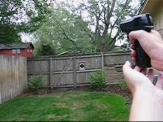 Crosman C11 Accuracy Test