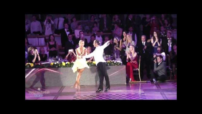 Рикардо Кокки и Юлия Загоруйченко - Honour Dance Samba - 2016 World Championships Pro Latin