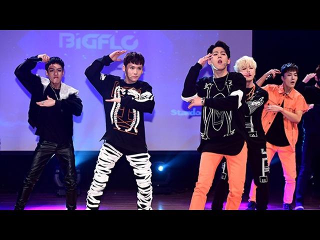 BIGFLO 'Stardom' Showcase Stage (빅플로, 스타덤, 용감한 형제, HT, SUNGMIN, LEX, RON, 때로는, Stardom)