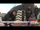 Моряков спасли после аварии на атомной подводной лодке