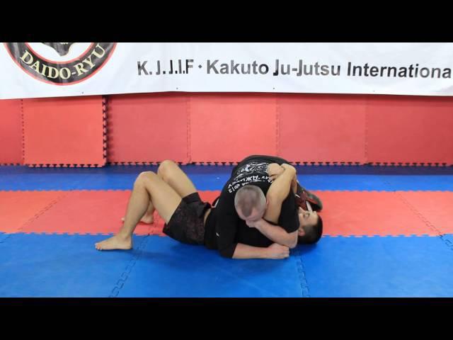 Джиу джитсу Ju Jutsu Часть 2 Болевые и удушающие из удержания сверху поперёк