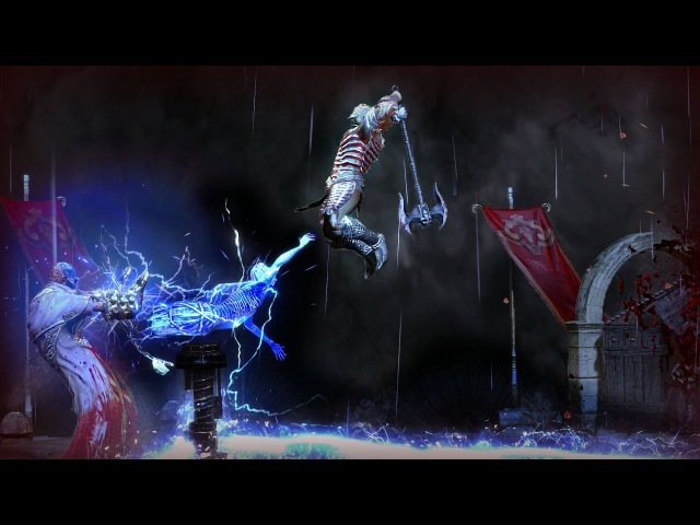 Path of Exile - Announcement Trailer